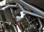 STREET TRIPLE 675 2007on: LSL Crash Protector Mounting Kit Only.